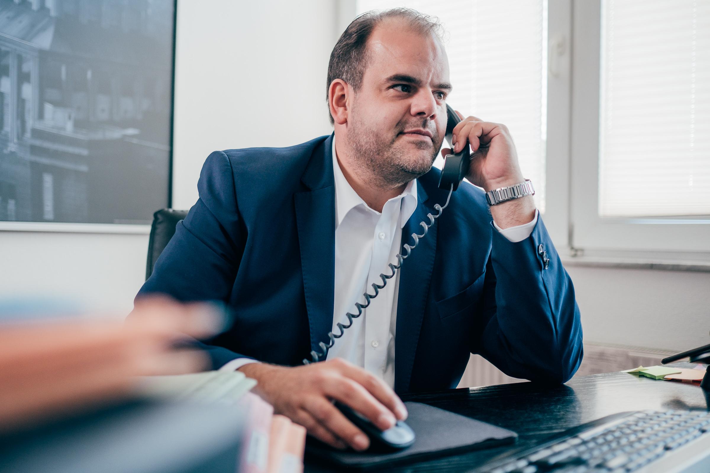 Christoph Wortmann Rechtsanwaltskanzlei Gevelsberg Telefonische Beratung